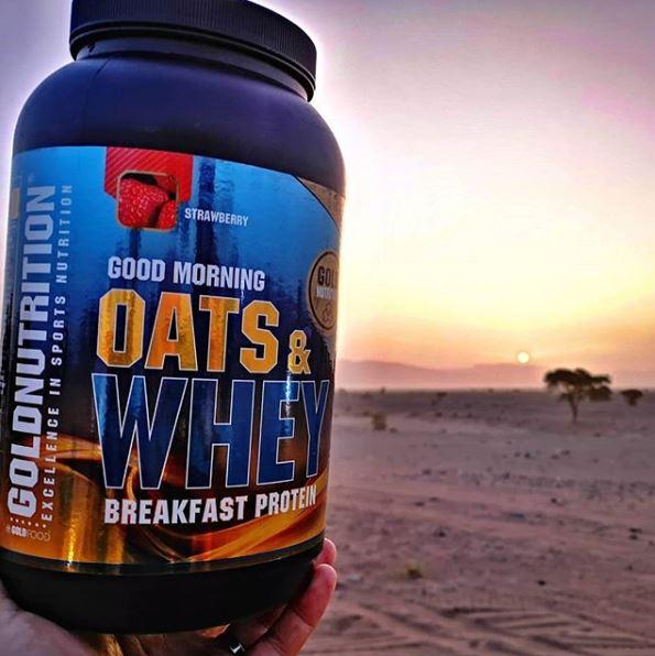 Oats & Whey pro zdravou snídani