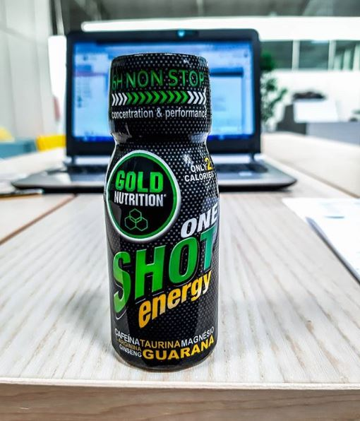 ONE SHOT energy drink - okamžitá energie